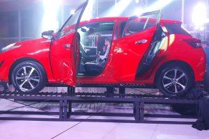 La mosca blanca del mercado: Toyota presentó el Yaris y apuesta a ganar mercado en Misiones