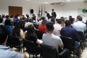 Gran convocatoria en la CEM por una charla de políticas anti corrupción en las empresa