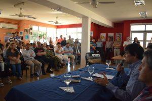Losada lanzó la semana de la lucha contra el mosquito Aedes aegypti en Posadas