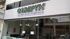 Viene el 2 de Díaz Beltrán en CAME para inaugurar nuevo local de OSDEPYM