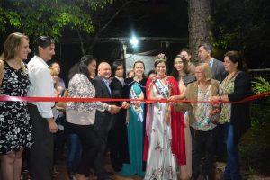 Comenzó la Fiesta Nacional de la Orquídea y Provincial de la Flor