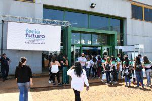 La EBY participa en la Feria Futuro