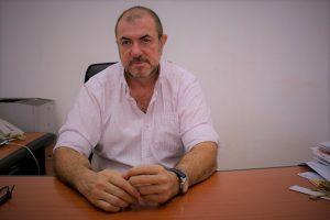 """""""Más que un político, soy un empresario indignado"""", afirmó Enrique Kauderer"""