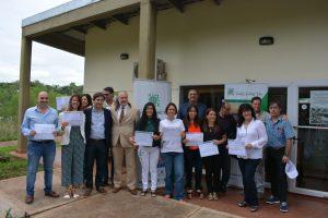 La EBY certifica cuatro objetivos de Desarrollo Sostenible de Naciones Unidas