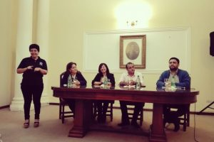 Lanzamiento de Carrera en Lengua de Señas Argentinas