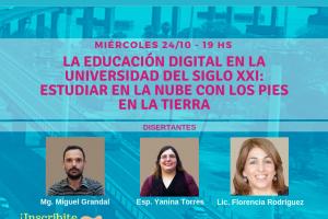 """La UCP tendrá su primera cumbre de """"Educación Digital"""" en Corrientes"""