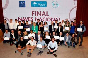 Seis emprendimientos innovadores y sustentables ganaron el premio NAVES 2018