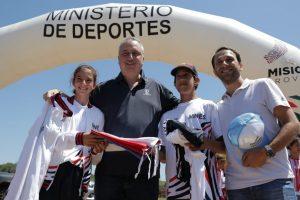 Passalacqua despidió a deportistas misioneros que van rumbo a las finales de nacionales de los Juegos Evita