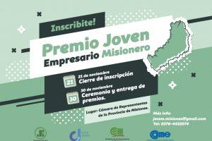 """La CEM busca al """"joven empresario misionero"""" del 2018"""