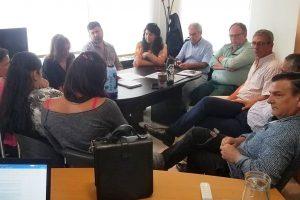 Hubo acuerdo para la relocalización deFamilias inundadas en chacra 244 y 245
