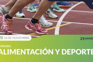 """Dictarán una jornada sobre """"Alimentación y deporte"""" en la UCP"""