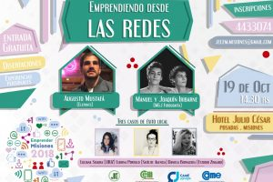 Emprender Misiones 2018: El creador de los pantalones Elepants disertará el viernes en Posadas