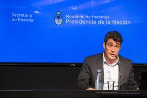 Iguacel defendió el tarifazo en cuota para compensar a las distribuidoras de gas por la devaluación