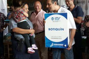 El IPS participó en Colonia Alberdi de un nuevo operativo del Programa de Asistencia Solidaria