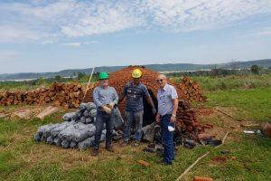Se abrió el primer horno de producción de carbón ecológico en Loreto