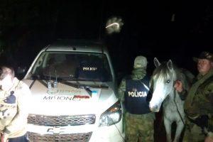 Detienen a un cazador furtivo en el parque provincial Esmeralda