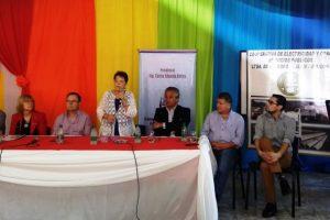 La Ministra Vigo entregó matrículas habilitantes a Cooperativas Escolares