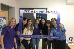 """Centro Psicosocial del IPS realiza la actividad """"dame la mano, camino con vos"""""""