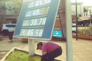 Por las fuertes subas, la venta de nafta cayó 12,10% en Misiones