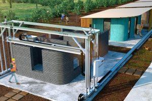 Revolución inmobiliaria: impresoras 3D para fabricar viviendas 40% más baratas