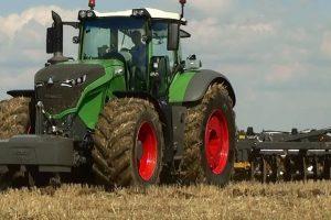 Desplome de la producción y venta de maquinaria agrícola