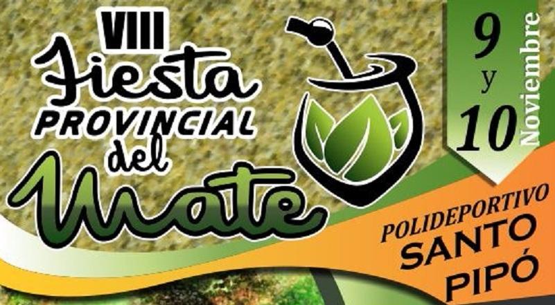 Santo Pipó celebrará la fiesta provincial de la Yerba Mate