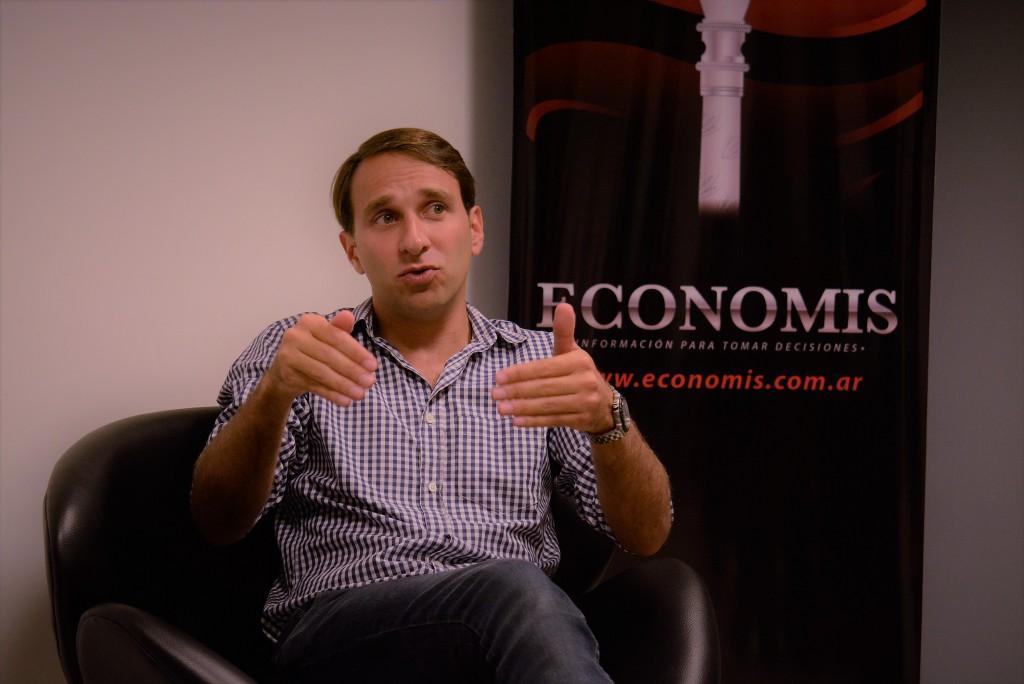 """Rafael Morgenstern: """"El deporte está en la agenda política y las empresas pueden acompañar con la ley de esponsoreo"""""""