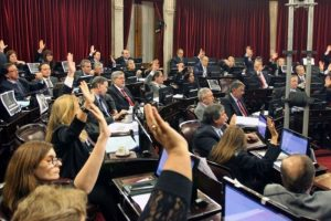 El Senado debate el Presupuesto 2019 y se votaría pasada la medianoche