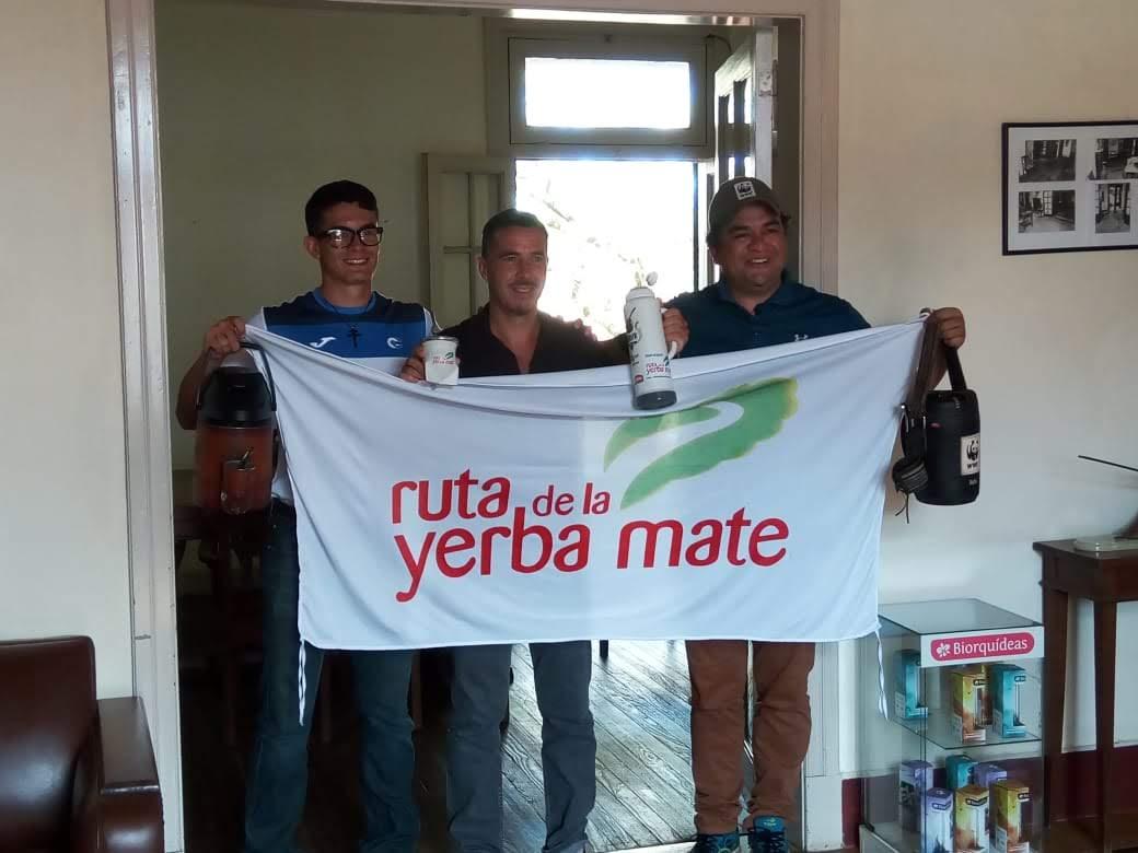 Paraguay se suma a la Ruta de la Yerba Mate