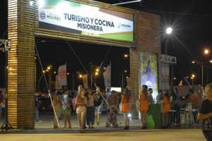 Hoy termina la Feria de Turismo y Cocina Misionera