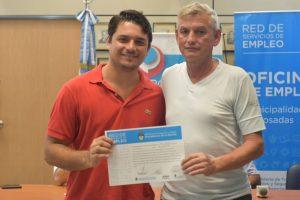 La Oficina de Empleo de Posadas continúa fortaleciendo a emprendedores locales