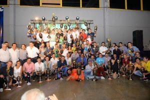Se coronaron a los campeones en la Fiesta del Automovilismo