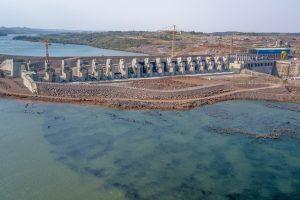 Comenzó a operar a pleno la represa aguas arribas de las Cataratas del Iguazú