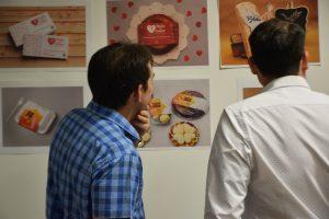 Estudiantes de la Universidad de la Cuenca del Plata diseñaron marcas de identidad para emprendedores