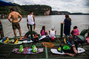 Wakeboard: llegó el día y comienza la acción en San Ignacio