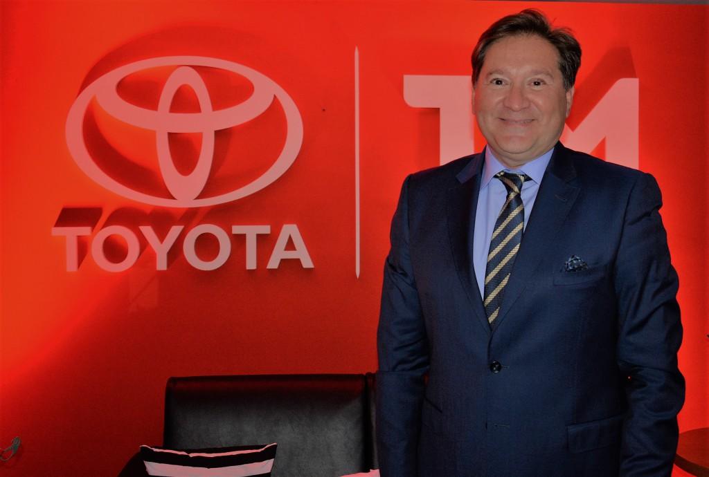 """Eduardo Zbikoski y los 25 años de Toyota Misiones: """"Hay una vocación en la familia por emprender"""""""