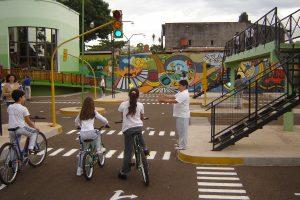 La Escuela de Educación Vial estará presente en el Parque del Conocimiento
