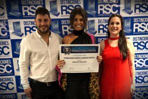Premio RSC Comunicativa: la Fundación London Supply fue galardonada por su campaña Abrazos Cruzados