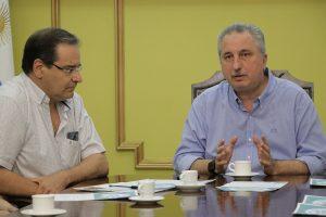 Passalacqua y el clúster del sector presentaron la semana del té argentino