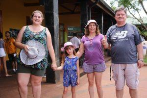 Cataratas hizo historia al recibir al turista un millón y medio