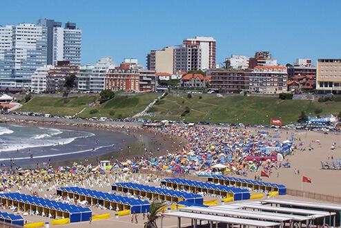 Alquiler en la costa argentina: dónde y qué se buscó