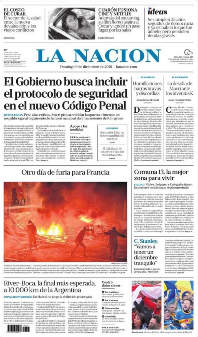 Las tapas del domingo: La previa de la final en Madrid y el debate por el protocolo de seguridad