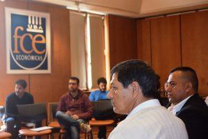 El Intendente de Campo Viera expondrá sobre alternativas productivas y desarrollo local económico en la Universidad de Buenos Aires