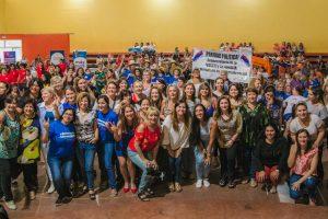 """700 mujeres posadeñas participaron del encuentro """"Ahora Paridad"""""""