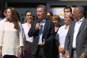 """Macri volvió a mostrarse junto a Vidal en Mar del Plata: """"Todos los problemas de los argentinos tienen solución"""""""