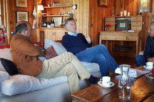 Macri recibió a los candidatos a gobernar Neuquén y Río Negro