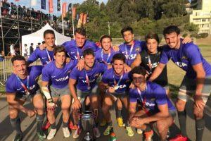 Con participación misionera, los Pumas se tiñeron de plata en el Seven de Chile