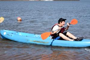 Se realizan actividades para personas con discapacidad