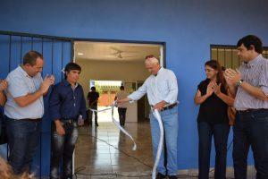Losada inauguró otra obra realizada a través del Presupuesto Participativo de Posadas