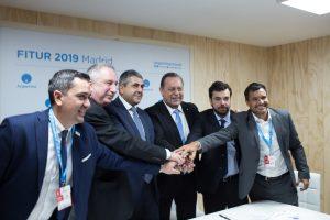 Misiones y la Organización Mundial del Turismo acordaron trabajo conjunto